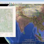 Download Topographic Maps From Google Earth   Youtube   Free Printable Satellite Maps
