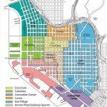 Downtown San Diego Map | I Love San Diego | San Diego Neighborhoods – Printable Map Of Downtown San Diego