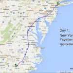 Driving From New York To Florida – A Step By Step Itinerary | Kids   Map Of I 95 From Nj To Florida