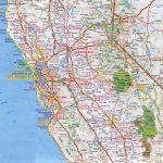 Driving Map Of California   Lgq   Road Map Of Southern California