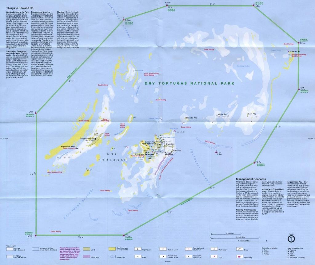 Dry Tortugas - Wikipedia - Florida Keys Islands Map