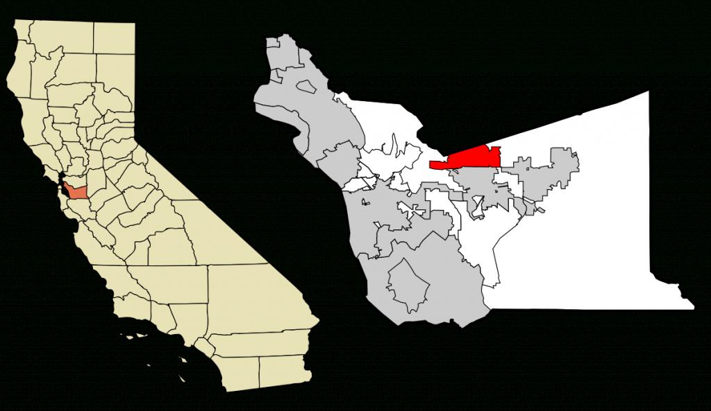 Dublin, California - Wikipedia - Map Of Dublin California Area
