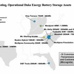 Duke Energy Could Spend Half A Billion Dollars On Battery Storage   Duke Energy Transmission Lines Map Florida