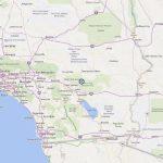 Earthquake: 3.7 Quake Strikes Near Twentynine Palms, Calif.   Los   29 Palms California Map