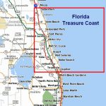 East Coast Beaches Map Lovely Florida East Coast Beaches Map Palm   Map Of Florida Coast Beaches