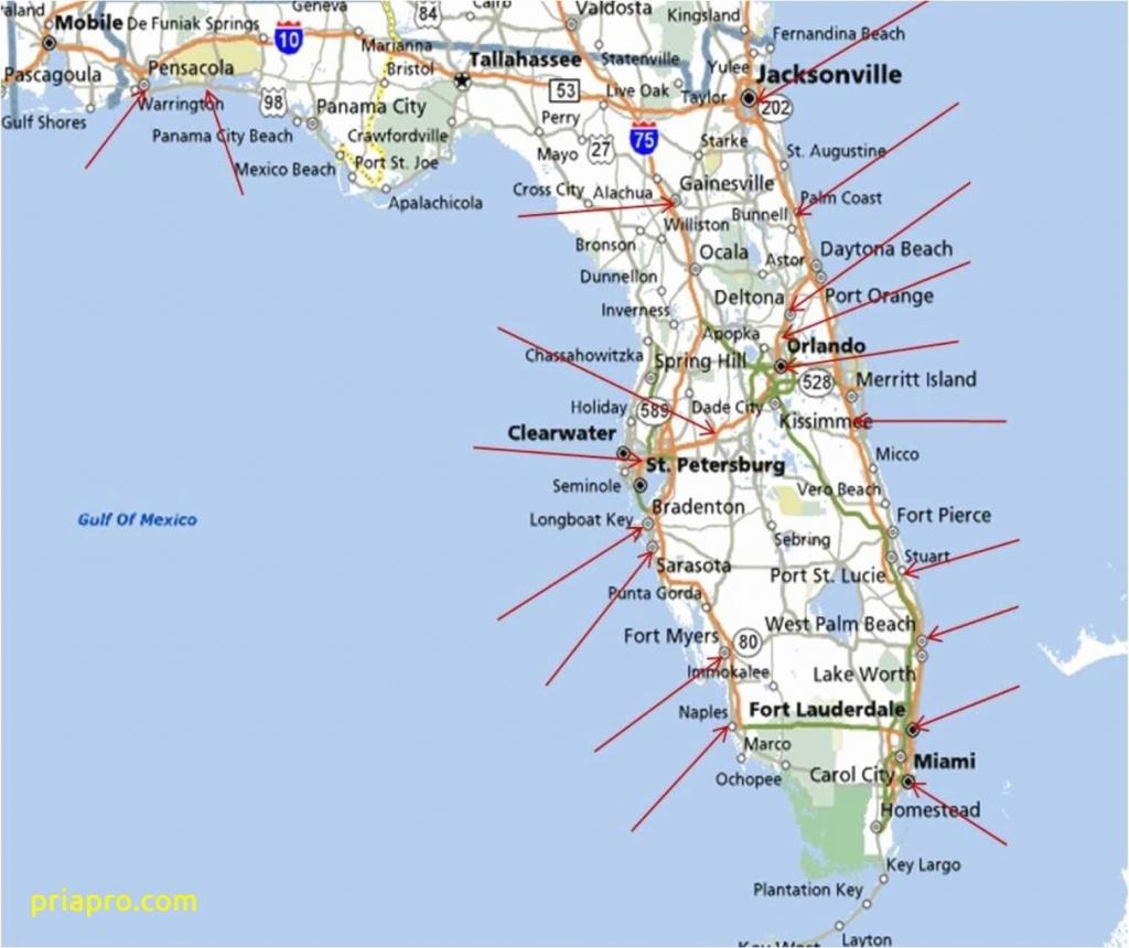 East Coast Beaches Map New Florida East Coast Beaches Map - Map Of Eastern Florida Beaches