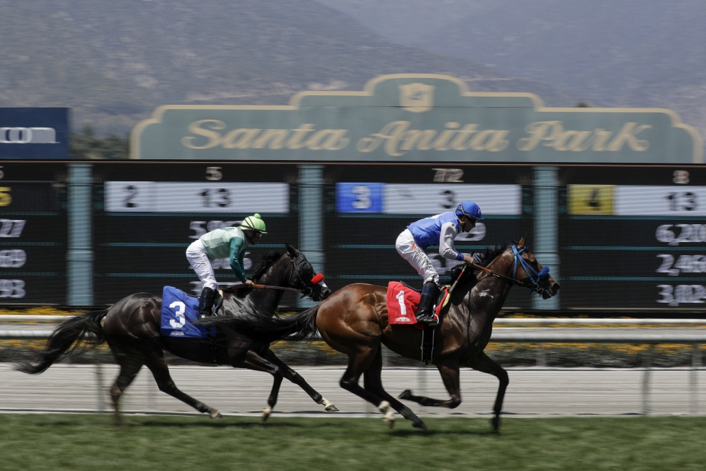 Editorial: California Horse-Racing Deaths Demand Industry Reforms - Horse Race Tracks In California Map