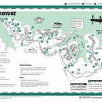 Eisenhower State Park Map | Lake Texoma   Texas State Parks Camping Map