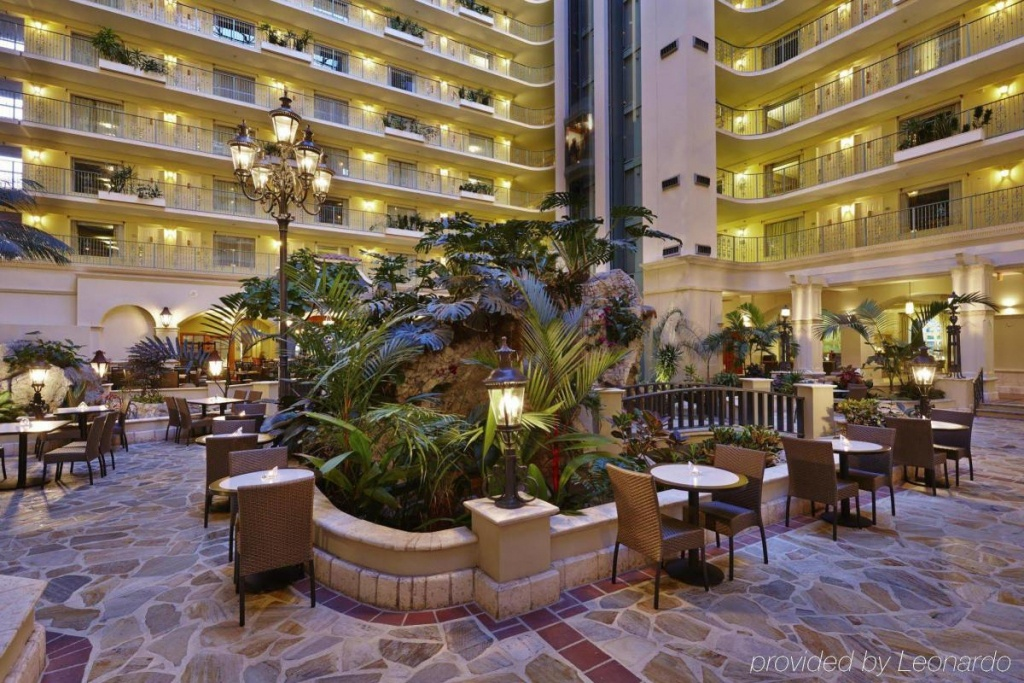 Embassy Suites Fort Lauderdale, Fort Lauderdale, Usa - Embassy Suites Florida Locations Map