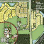 Encore Club Site Map | The Encore Club At Reunion   Reunion Florida Map