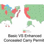 Enhanced Permits And Their Role In Concealed Carry Reciprocity   Florida Ccw Map