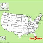 Everglades National Park Maps | Usa | Maps Of Everglades National   Florida Everglades Map