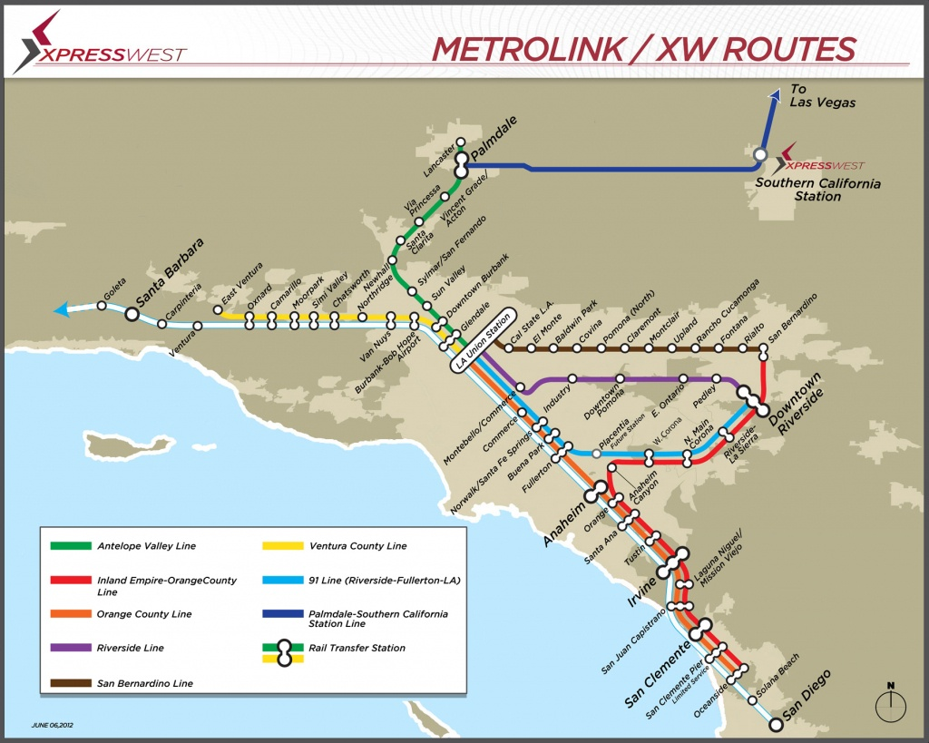 Expansion • Xpresswest Website - California Train Map