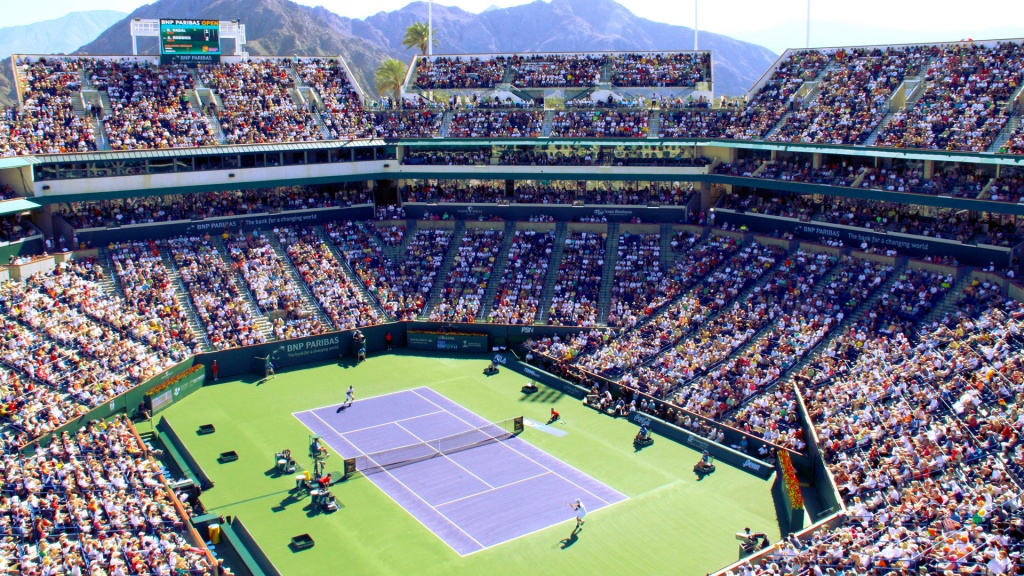 Explore Indian Wells, Ca   A Greater Palm Springs Visitor's Guide - Indian Wells California Map