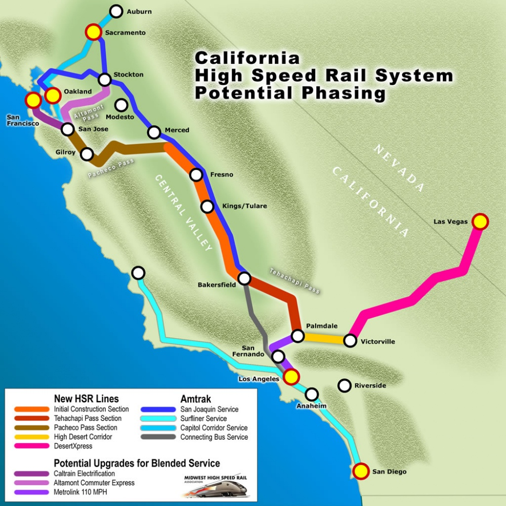"""Fact Check: Do Recent Wildfires Match Up """"Exactly"""" With California's - California High Speed Rail Project Map"""