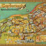 Festival Map - Scarborough Renaissance Festival - Texas Renaissance Festival Map
