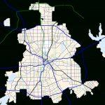 Fichier:dallas, Texas Road Map.svg — Wikipédia   Dallas Texas Highway Map
