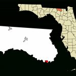 Fichier:hamilton County Florida Incorporated And Unincorporated   White Springs Florida Map