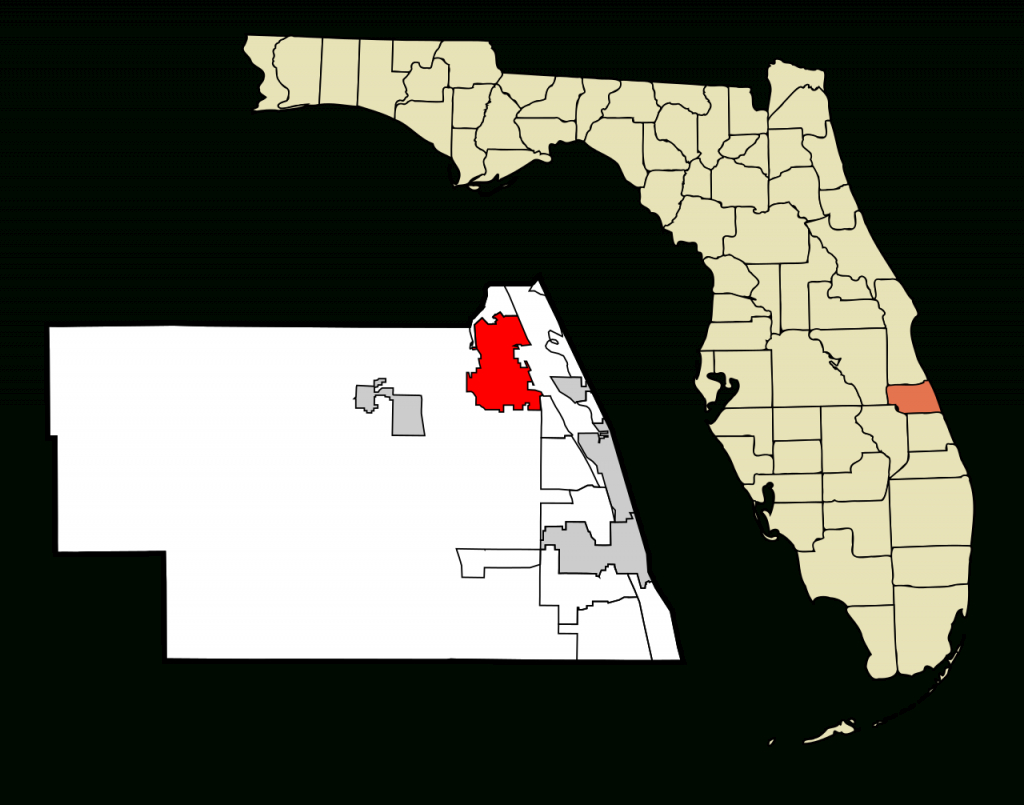 Fichier:indian River County Florida Incorporated And Unincorporated - Sebastian Florida Map