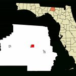 Fichier:madison County Florida Incorporated And Unincorporated Areas   Madison Florida Map