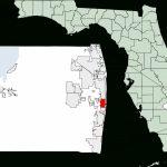 Fichier:map Of Florida Highlighting Lake Worth.svg — Wikipédia - Lake Worth Florida Map