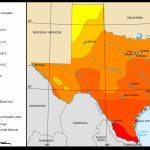 Fichier:map Of Texas Temperatures — Wikipédia   Texas Temperature Map