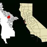 Fichier:san Mateo County California Incorporated And Unincorporated   San Mateo California Map