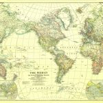 File:1922 World Map   Wikimedia Commons   National Geographic Printable Maps
