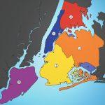 File:5 Boroughs Labels New York City Map Julius Schorzman   Map Of The 5 Boroughs Printable