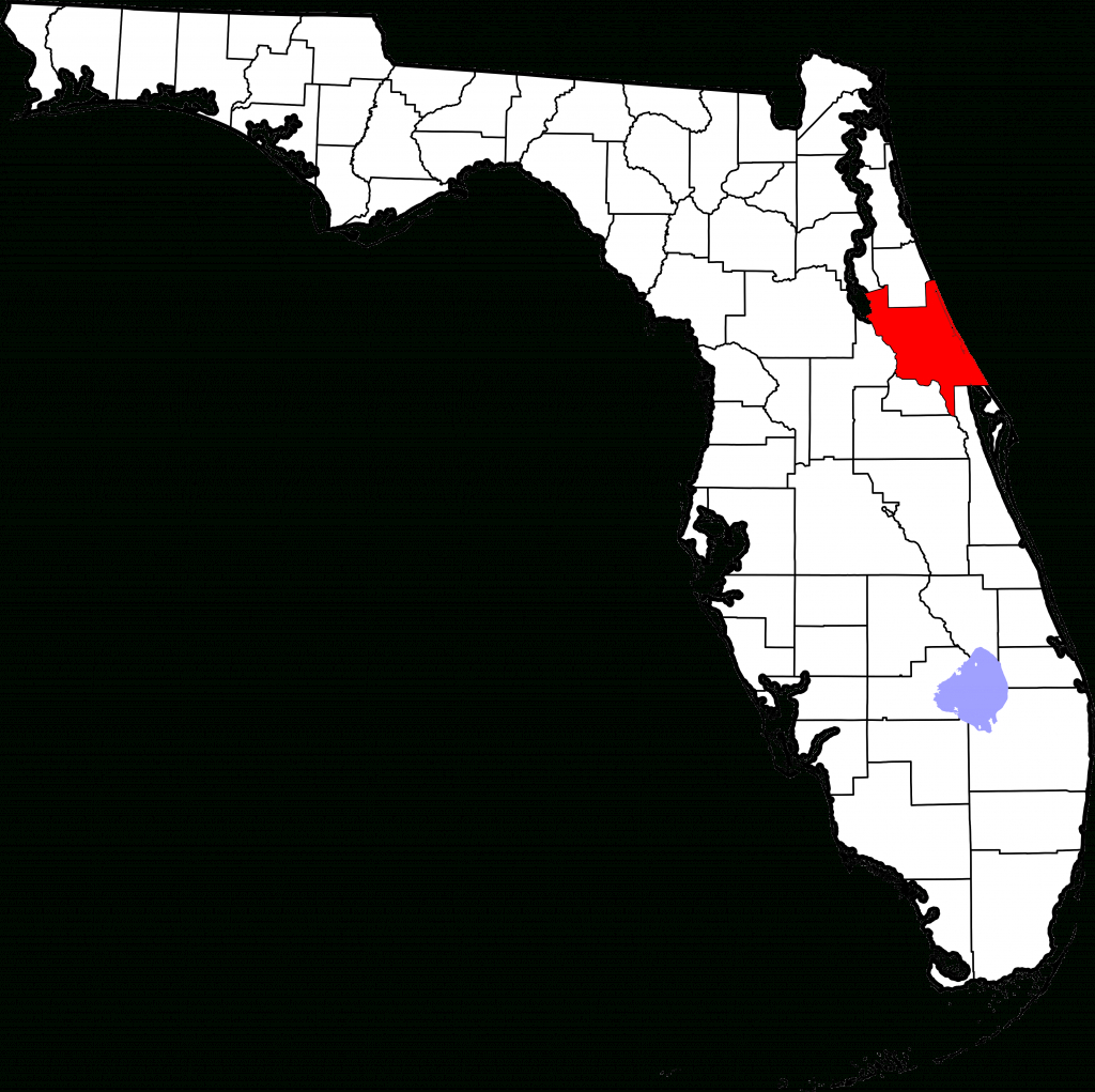 File:map Of Florida Highlighting Volusia County.svg - Wikipedia - Edgewater Florida Map