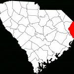 File:map Of South Carolina Highlighting Horry County.svg   Wikipedia   Myrtle Beach Florida Map