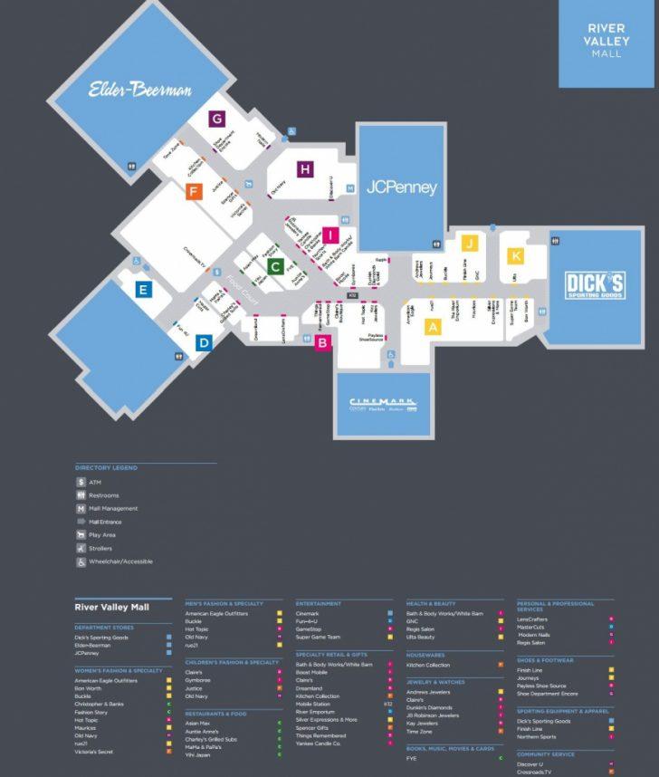 Allen Texas Outlet Mall Map