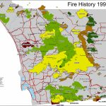 Fires San Diego Map | Woestenhoeve   San Diego California Fire Map