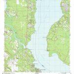 Fleming Island Topographic Map, Fl - Usgs Topo Quad 30081A6 - Fleming Island Florida Map