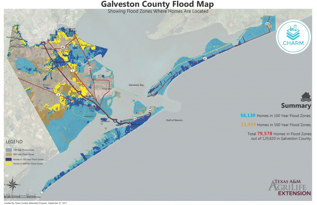 Flood Zone Maps For Coastal Counties | Texas Community Watershed - Texas Flood Zone Map