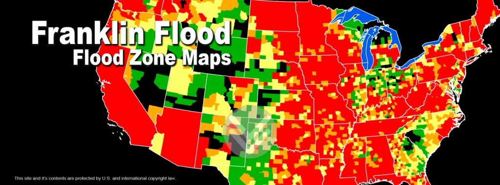Flood Zone Rate Maps Explained - Flood Plain Map Florida