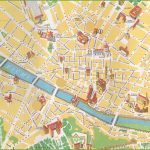 Florence City Centre Map – Florence City Map Printable