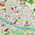 Florence Maps   Top Tourist Attractions   Free, Printable City   Printable Walking Map Of Florence