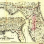 Florida Central And Peninsular Railroad - Wikipedia - Yulee Florida Map