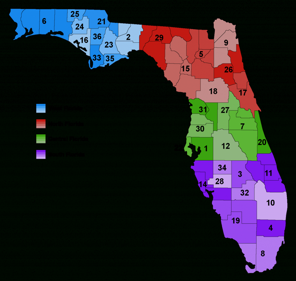 Florida Council On Crime And Delinquency - Chapters - Orange County Florida Crime Map