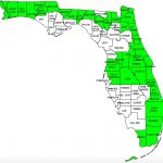 Florida Counties Visited (With Map, Highpoint, Capitol And Facts   Florida City Map Outline