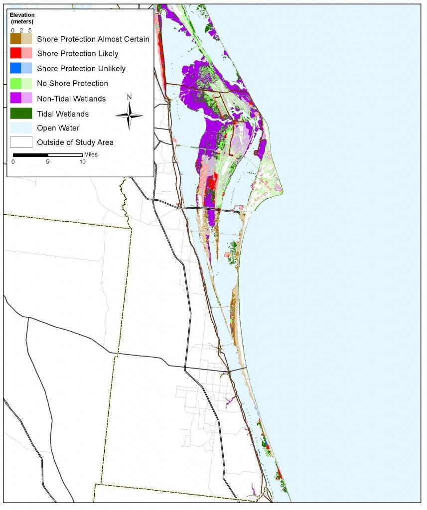 Florida Elevation Mapcounty - Fema Flood Maps Brevard County Florida