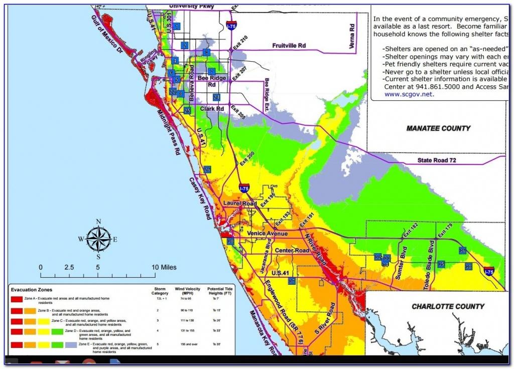 Florida Flood Map 2018 - Maps : Resume Examples #yjlzdjgm14 - Venice Florida Flood Map