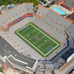 Florida Football Virtual Venue™Iomedia   University Of Florida Football Stadium Map