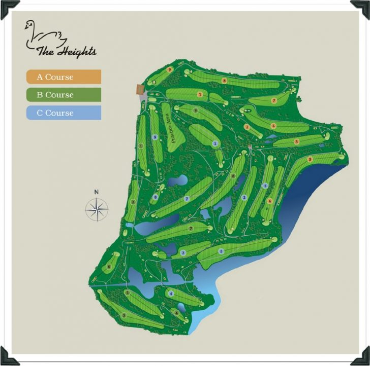 Golf Courses In Naples Florida Map