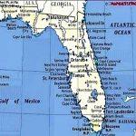 Florida Gulf Coast Beaches Map Fresh Alabama Florida Map   Map Of Florida Beaches Gulf Side