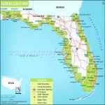 Florida Gulf Coast Beaches Map | M88M88   Map Of Florida Beaches Gulf Side