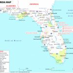 Florida Gulf Coast Beaches Map | M88M88   Map Of Florida West Coast Towns