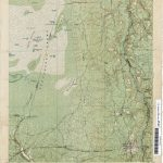 Florida Historical Topographic Maps   Perry Castañeda Map Collection   Macclenny Florida Map