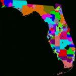 Florida House Of Representatives Redistricting   Florida State Representatives Map